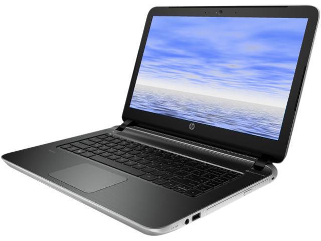 HP Pavilion 14-V038CA Notebook Intel Pentium N3530 (2.16GHz) 4GB Memory 500GB HDD Intel HD Graphics 14.0