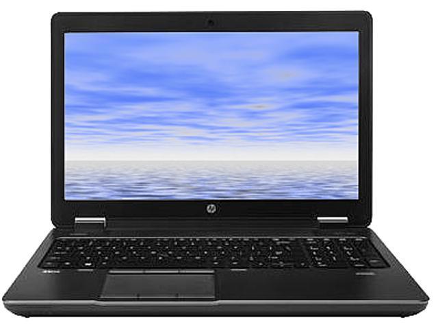 HP Laptop ZBook 15-G1 Intel Core i7 4900MQ (2.80GHz) 8GB Memory 500GB HDD NVIDIA Quadro K1100M 15.6