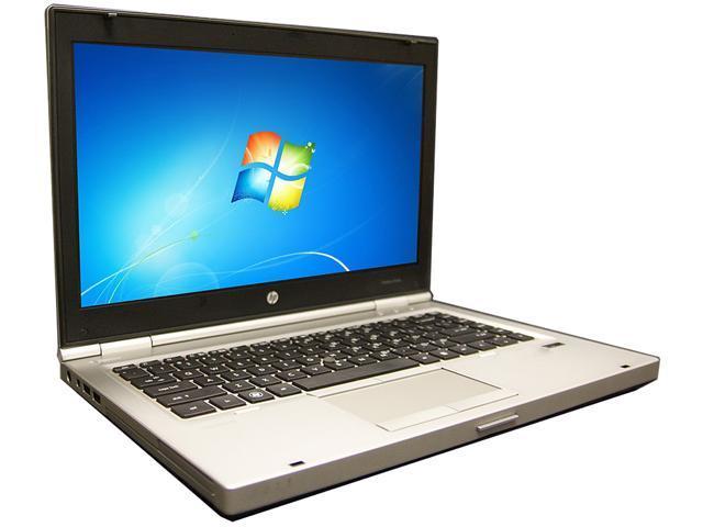 HP B Grade Laptop EliteBook 8460P Intel Core i3 2310M (2.10GHz) 4GB Memory 250GB HDD 14.0