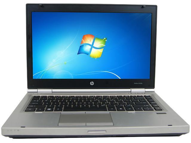 HP B Grade Laptop EliteBook 8560P Intel Core i3 2310M (2.10GHz) 4GB Memory 320GB HDD 15.6