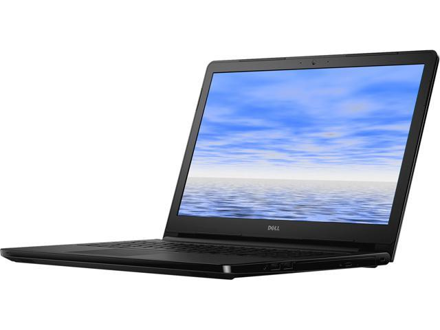DELL Laptop Inspiron i5558-4287BLK Intel Core i3 5015U (2.10 GHz) 4 GB Memory 500 GB HDD Intel HD Graphics 5500 15.6