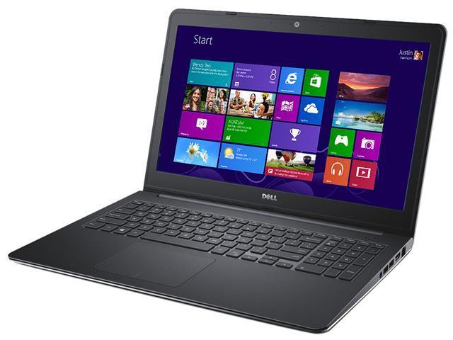 DELL Inspiron 15-5547 NotebookIntel Core i5 4210U (1.70GHz) 12GB Memory 1TB HDD Intel HD Graphics 4400 15.6