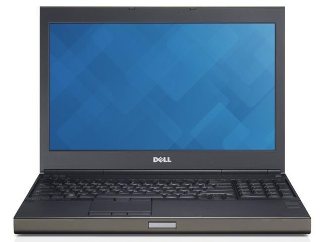 DELL Precision M4800 (462-7630) Mobile Workstation Intel Core i7 4810MQ (2.80GHz) 8GB Memory 500GB HDD NVIDIA Quadro K1100M 15.6