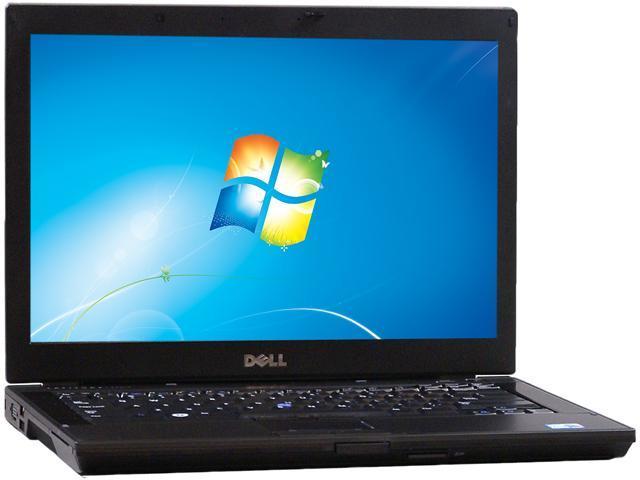 DELL Laptop E6410 Intel Core i7 2.67GHz 4GB Memory 256GB SSD 14.1