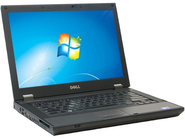 DELL Laptop E5410 Intel Core i3 2.40GHz 4GB Memory 320GB HDD 14.1