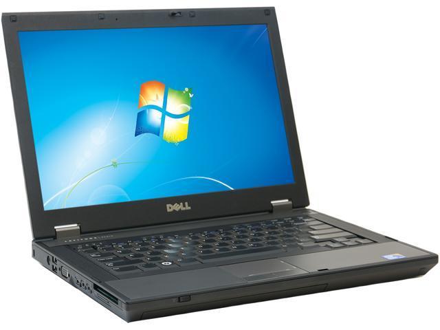 DELL E5410 NotebookIntel Core i3 2.40GHz 4GB Memory 256GB SSD 14.1