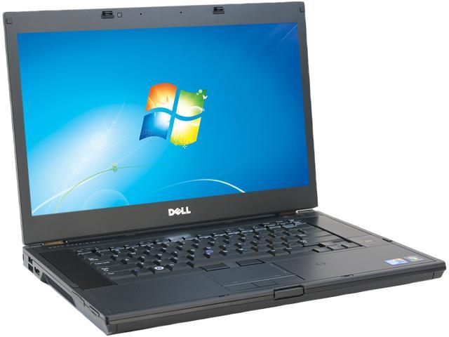 DELL M4500 NotebookIntel Core i7 1.73GHz 4GB Memory 256GB SSD 15.6