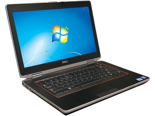 DELL E6420 NotebookIntel Core i7 2.70GHz 4GB Memory 256GB SSD 14.0
