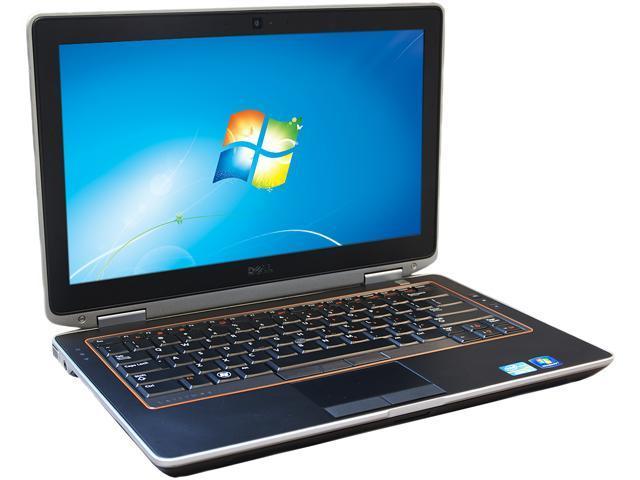 DELL E6320 NotebookIntel Core i5 2.50 GHz 4GB Memory 256GB SSD 13.3