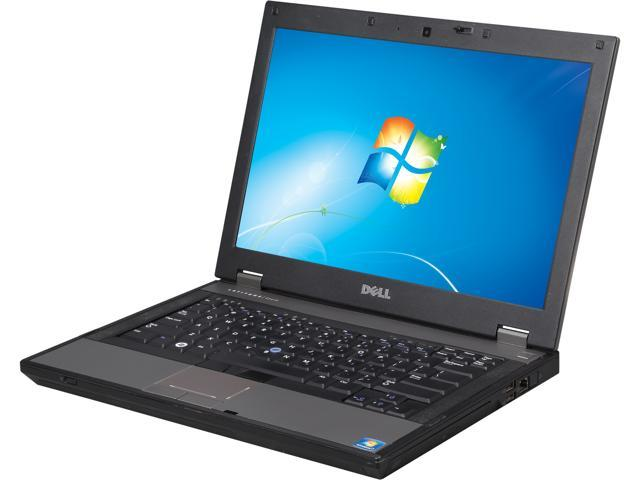 "Dell E5410 14"" Laptop with Intel Core i3 (2.26GHz), 2GB Memory, 160GB HDD, DVDRW, HD Webcam, Windows 7 Professional 32 Bit"
