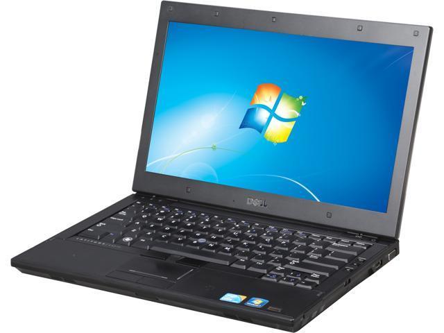 DELL Latitude E4310 Notebook Intel Core i5 4GB Memory 500GB HDD 13.3