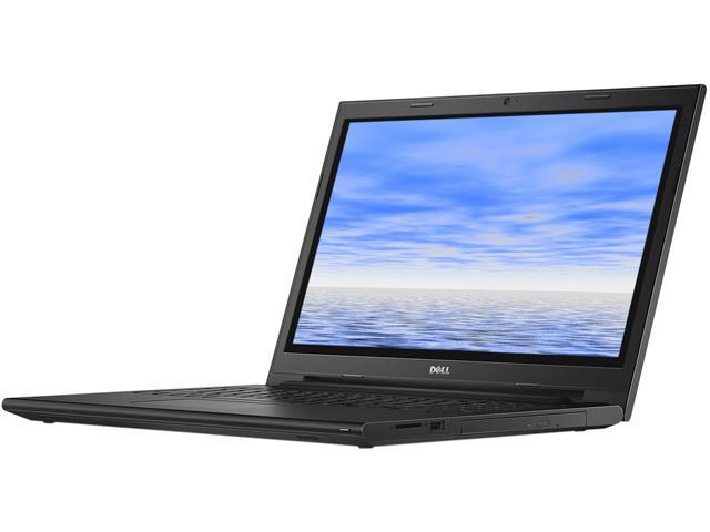 DELL Laptop Inspiron 15 i3543-2000BLK Intel Core i3 5005U (2.0GHz) 4GB Memory 500GB HDD Intel HD Graphics 5500 15.6