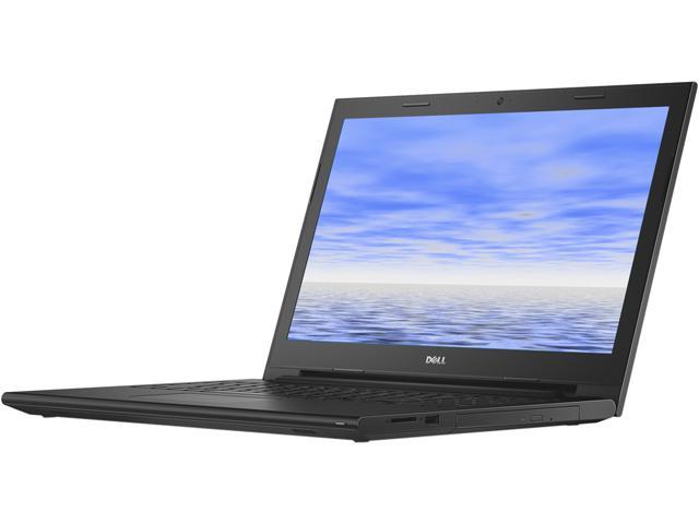 DELL Laptop Inspiron 15 i3543-000BLK Intel Core i3 5005U (2.0GHz) 4GB Memory 500GB HDD Intel HD Graphics 5500 15.6