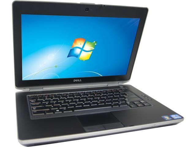 DELL E6430 Notebook Intel Core i5 3320M (2.60GHz) 8GB Memory 750GB HDD Intel HD Graphics 4000 14.0
