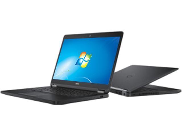DELL E5450 Notebook 463-5065 Intel Core i7 5600U (2.60GHz) 8GB Memory 256GB SSD 14.0