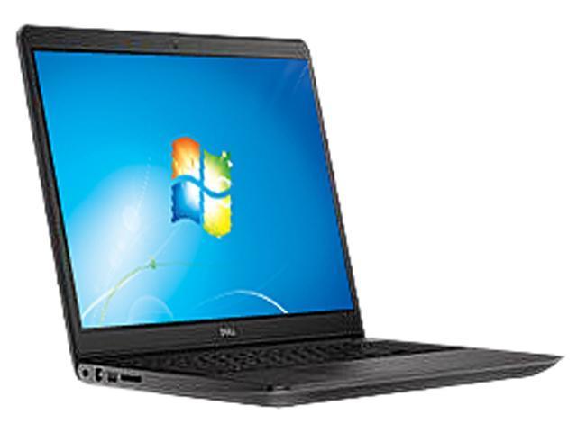 DELL LAT3550 Notebook 463-4899 Intel Core i7 5500U (2.40GHz) 8GB Memory 1TB HDD 15.6