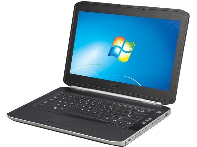 DELL Laptop Latitude E5420 Intel Core i3 2310M (2.10GHz) 4GB Memory 250GB HDD 14.0