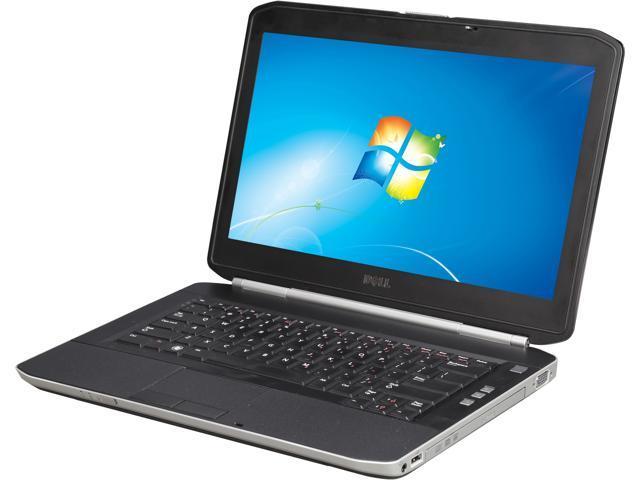 DELL Laptop Latitude E5420 Intel Core i3 2310M (2.10GHz) 4GB Memory 320GB HDD 14.0