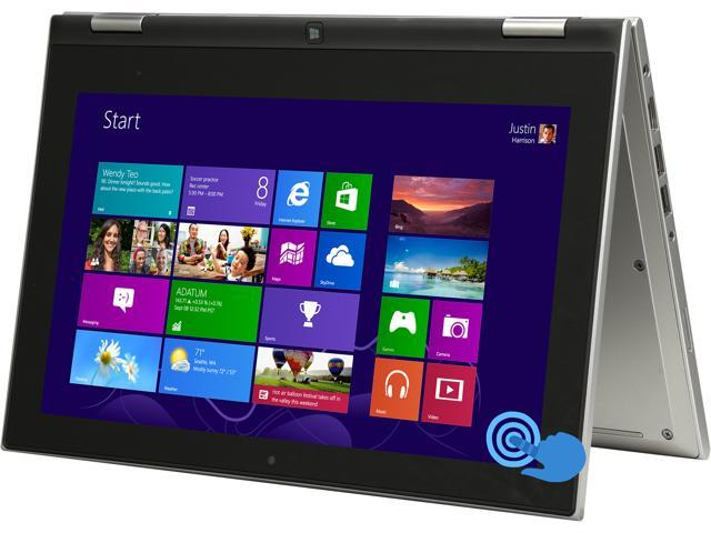 DELL Grade B (Scratch &Dent) Laptop Inspiron 3148 Intel Core i3 1.70GHz 4GB Memory 500GB HDD Intel HD Graphics 11.6