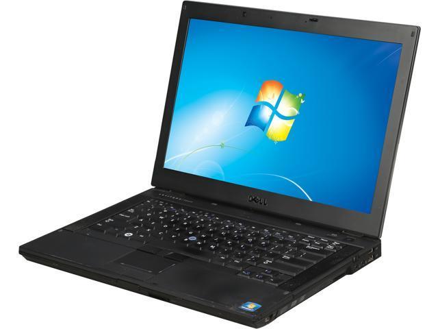 DELL Laptop Latitude E6410 Intel Core i7 620M (2.66GHz) 2GB Memory 320GB HDD 14.1