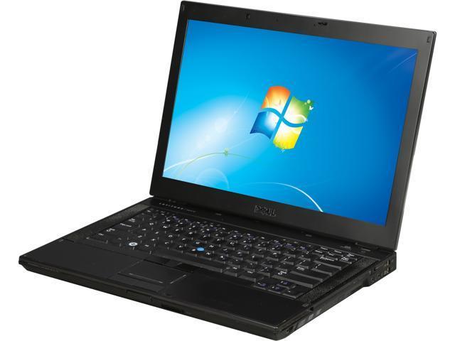 DELL Laptop Latitude E6410 Intel Core i7 640M (2.80GHz) 2GB Memory 500GB HDD 14.1