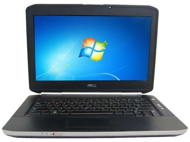 DELL B Grade Laptop Latitude E5420 Intel Core i3 2310M (2.10GHz) 4GB Memory 250GB HDD 14.0