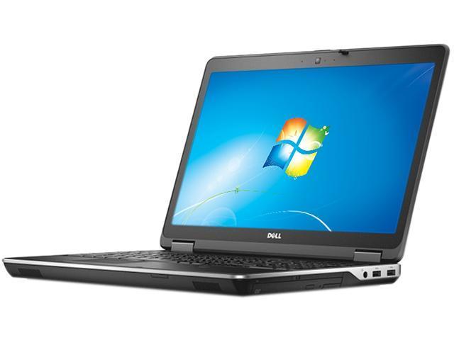 DELL Laptop Latitude E6540 (469-4278) Intel Core i7 4800MQ (2.70GHz) 8GB Memory 500GB HDD AMD Radeon HD 8790M 15.6