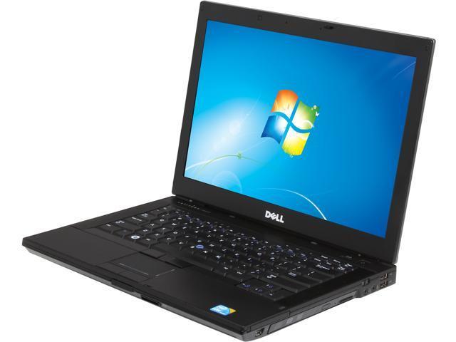 DELL Latitude E6410 Notebook, 1 Year Warranty Intel Core i5 2.40GHz 4GB Memory 160GB HDD Intel HD Graphics 14.1