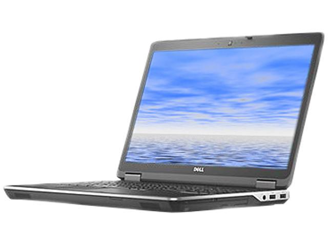 DELL Latitude E6540 (462-3238) Notebook Intel Core i5 4300M (2.60GHz) 4GB Memory 320GB HDD 15.6