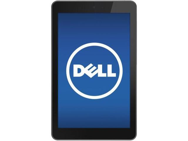 DELL Venue 8 Pro Ven8-3333BLK Intel Atom 2GB Memory 32GB 8.0