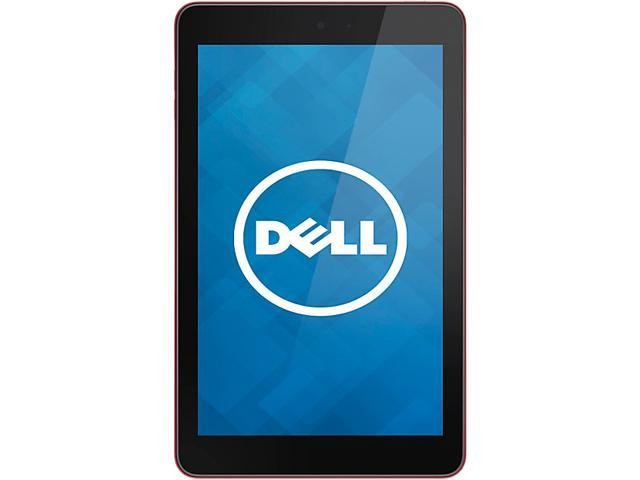 DELL Venue 8 Pro Ven8-2001RED Intel Atom 2GB DDR2 Memory 32GB eMMC 8.0