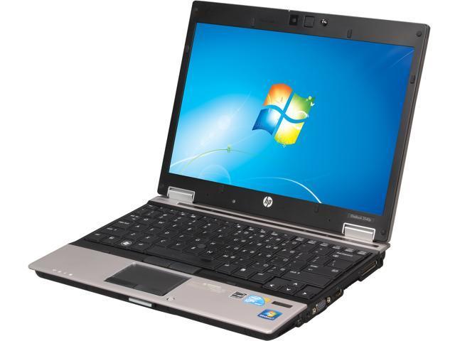 HP EliteBook 2540P 12.1