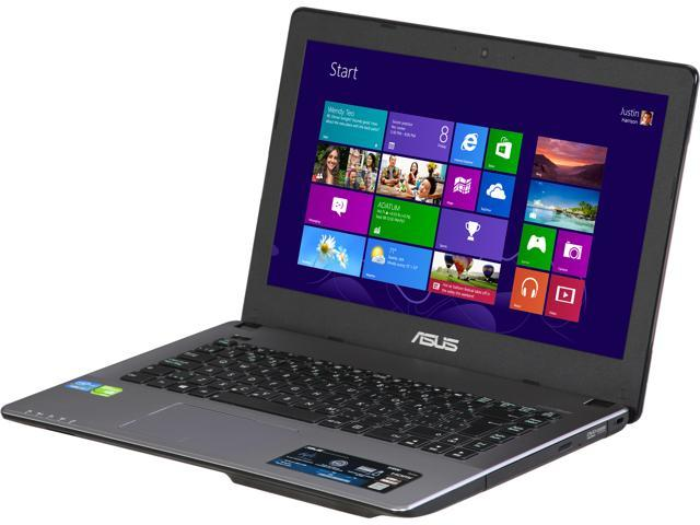 ASUS X450CC-FH71-CB Notebook Intel Core i7 3537U (2.00GHz) 4GB Memory 1TB HDD NVIDIA GeForce GT 720M 14.0