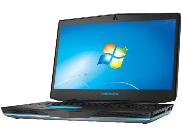 DELL Alienware ALW17-8751sLV Gaming Laptop Intel Core i7 4710MQ (2.50GHz) 16GB Memory 1TB HDD NVIDIA GeForce GTX 880M 8GB GDDR5 17.3