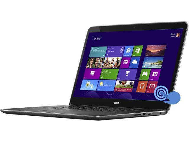 DELL Laptop XPS XPS15-6845sLV Intel Core i7 4712HQ (2.30GHz) 16GB Memory 1TB HDD 32GB SSD NVIDIA GeForce GT 750M 15.6