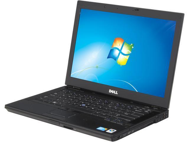 DELL E6410 Notebook Intel Core i7 640M (2.80GHz) 4GB Memory 250GB HDD Windows 7 Professional 64-Bit