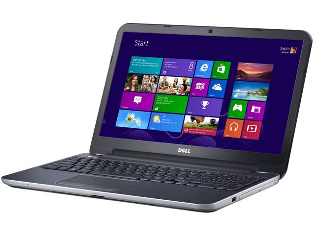 DELL Inspiron 15R (i5535-2684sLV-2YR) Notebook AMD A-Series A10-5745M (2.10GHz) 8GB Memory 1TB HDD AMD Radeon HD 8610G 15.6