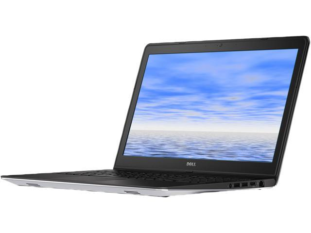 DELL Inspiron i5547-7500sLV Notebook Intel Core i7 4510U (2.00GHz) 8GB Memory 1TB HDD Intel HD Graphics 4400 15.6
