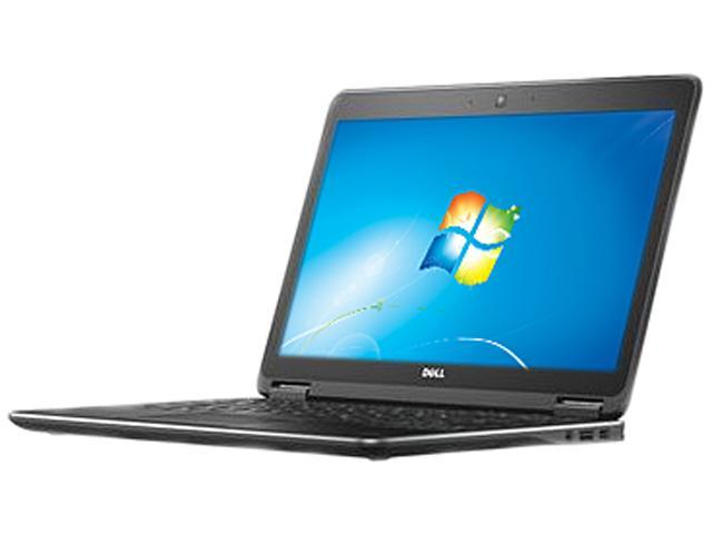 DELL Latitude E7240 (998-BEPR) Intel Core i7 4600U (2.10GHz) 8GB Memory 256GB SSD 12.5