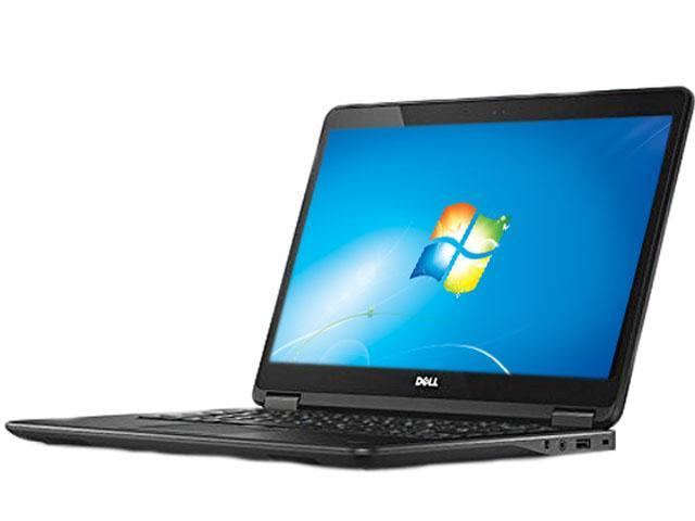 DELL Latitude E7440 (E744010890610SA) Intel Core i5 4300U (1.90GHz) 4GB Memory 128GB SSD Ultrabooks Windows 7 Professional 64-bit