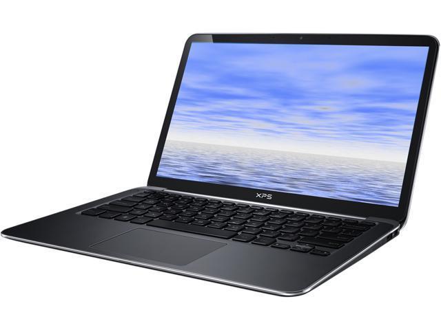 DELL XPS XPS13ULT-7857sLV-1YR Notebook Intel Core i7 4500U (1.80GHz) 8GB Memory 256GB SSD Intel HD Graphics 4400 13.3