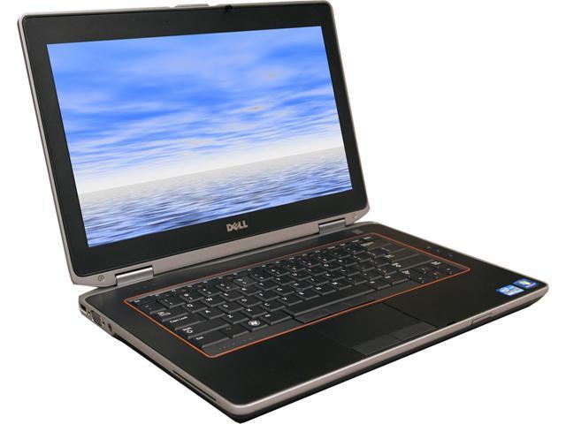 DELL E6420 NotebookIntel Core i5 2.50 GHz 4GB Memory 256GB SSD 14.0