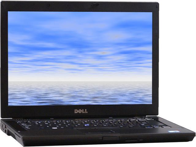 DELL E6410 Notebook Intel Core i5 2.40GHz 4GB Memory 500GB HDD 14.1