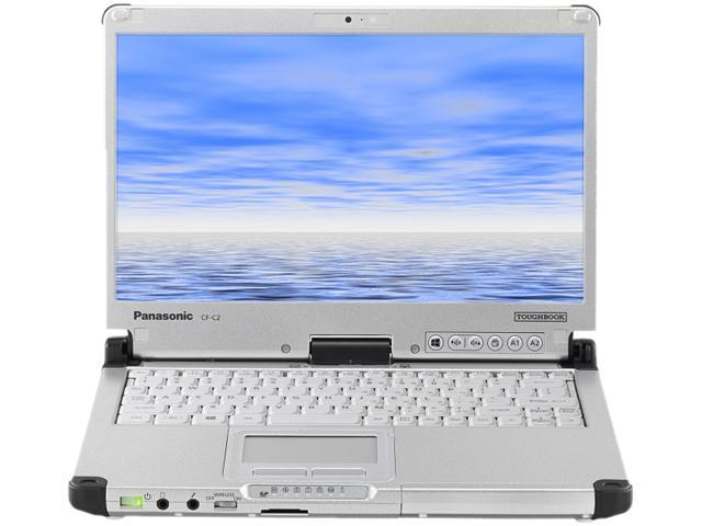 Panasonic Toughbook CF-C2AQEZXLM Tablet PC - 12.5