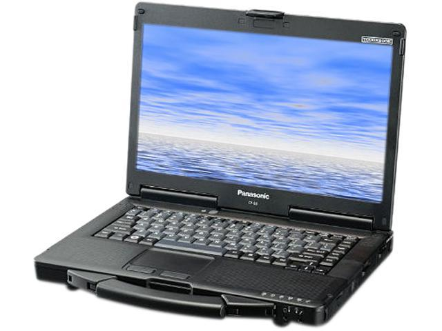 Panasonic Toughbook CF-53SAQZYLM 14