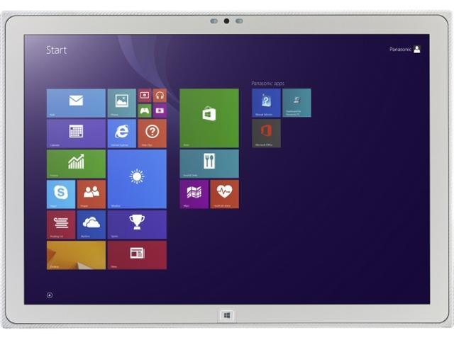 Panasonic Toughpad 4K UT-MB5025SEM Tablet PC - 20
