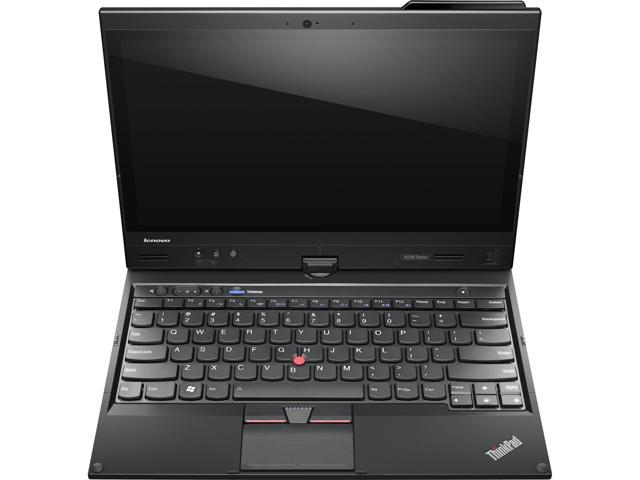 ThinkPad X Series Intel Core i5 4GB Memory 128GB SSD HDD 12.5