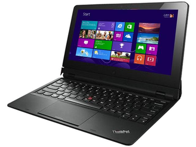 ThinkPad Helix 36984UU Intel Core i7 3667U (2.00GHz) 8GB Memory 256GB SSD 11.6