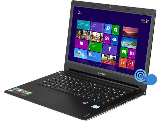 "Lenovo IdeaPad S400 (59385916) 14.0"" Windows 8 Laptop"