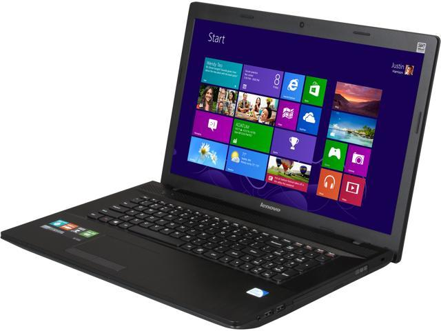 Lenovo G700 (59375194) Notebook Intel Pentium 2020M (2.40GHz) 4GB Memory 500GB HDD Intel HD Graphics 4000 17.3